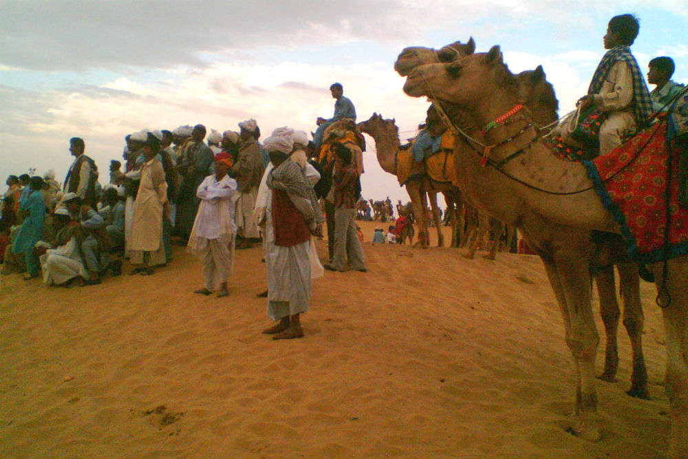 3-day Jaisalmer Desert Festival 2018 to be held from January 29 to 31