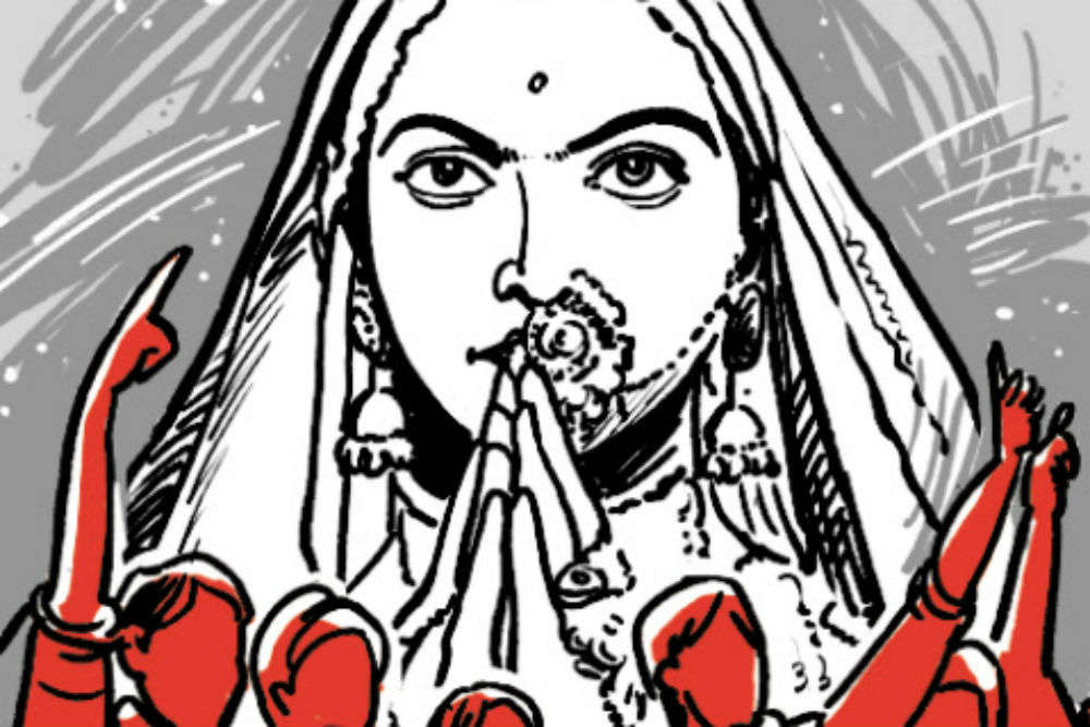 Soon Padmavati statue in Udaipur to attract tourists