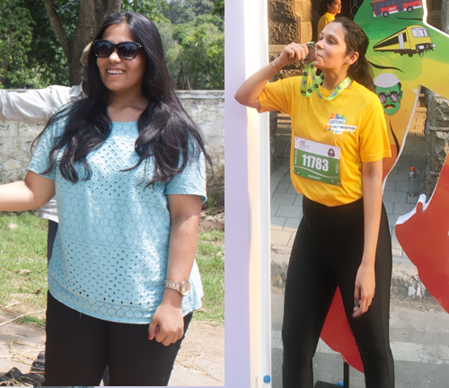 Weight Loss Story: My body embarrassed me and that's why I