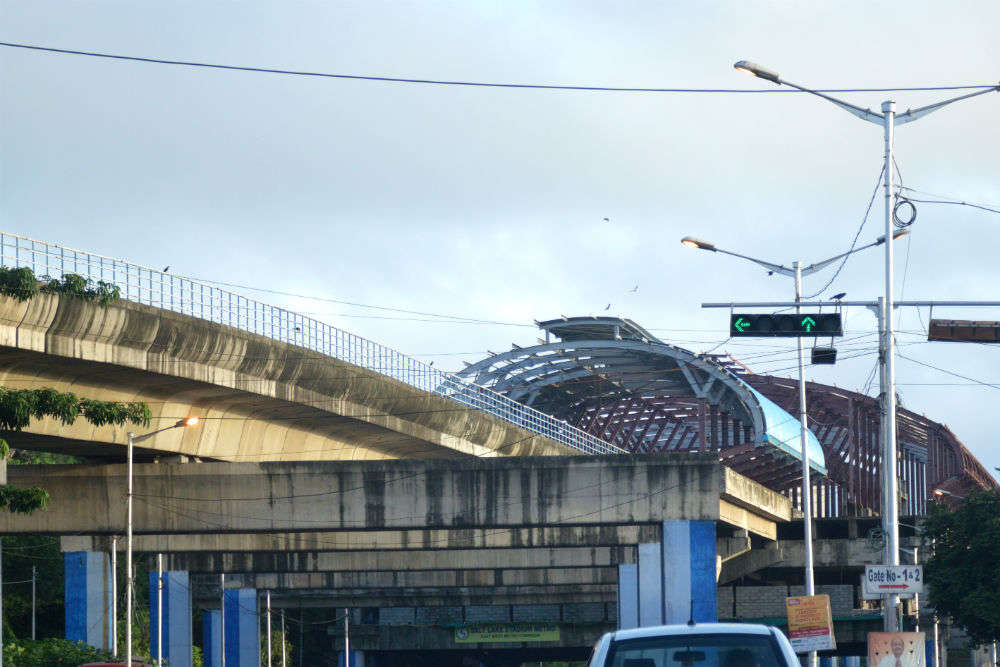 East West Metro in Kolkata to make travelling to the airport easier