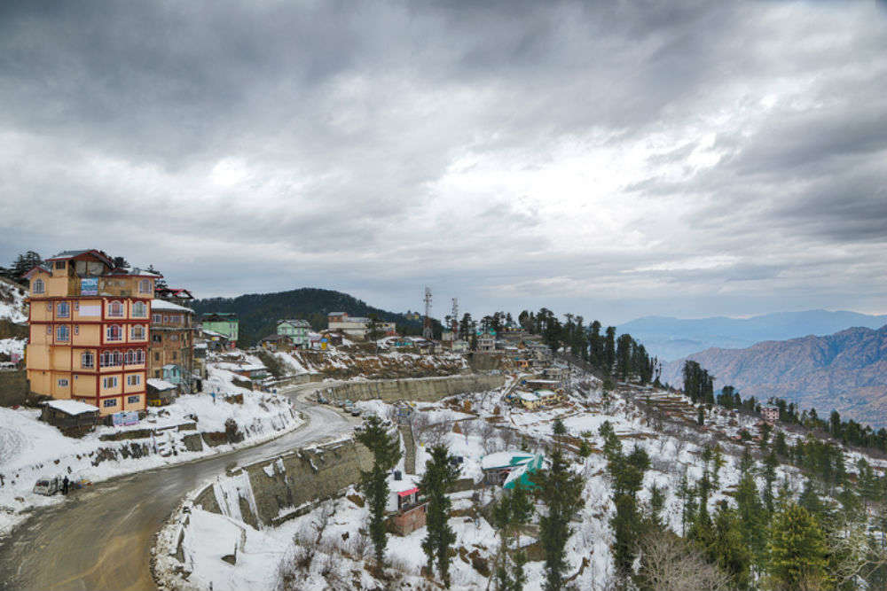 No white Christmas in Shimla, dry weather predicted till 25 December
