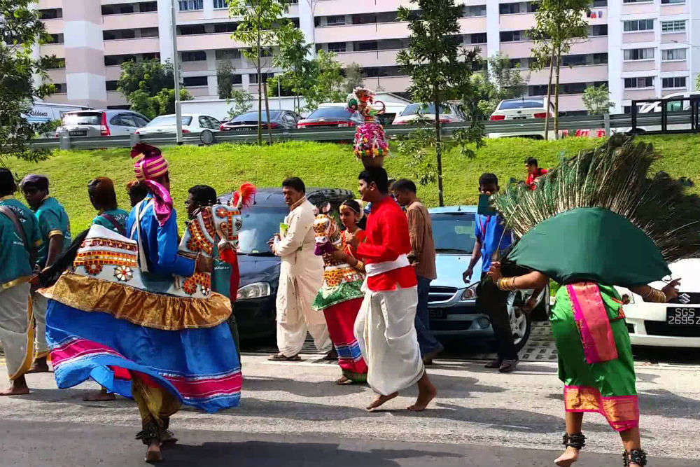Month-long Pongal festival to be held in Singapore starting January, 2018