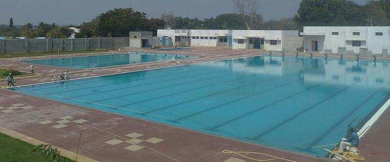 Swimming pool at chamundi vihar stadium to be open to - Swimming pool in vaishali ghaziabad ...