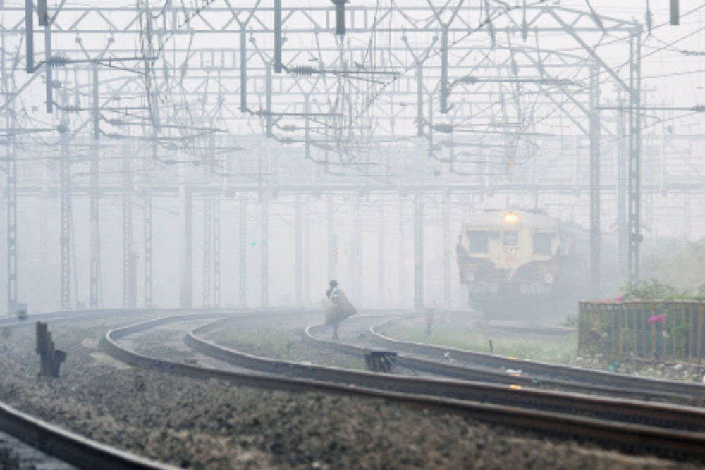 New Trinetra device to enable efficient running of trains in dense fog