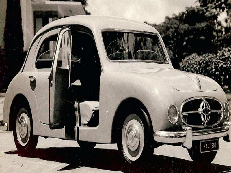 India\'s first car, Hyderabad-made Pingle, not on display now ...