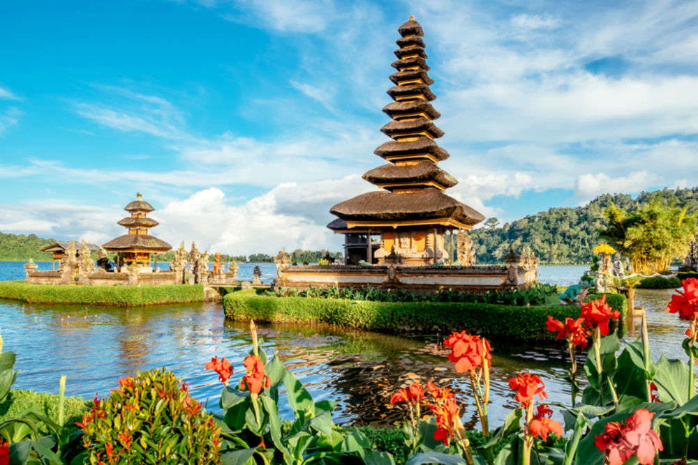 Number of Indian tourists travelling to Bali goes up significantly, data reveals