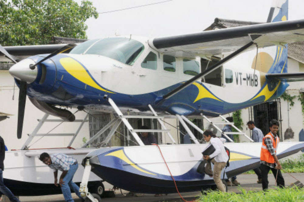 Varanasi seaplane service might be a reality soon