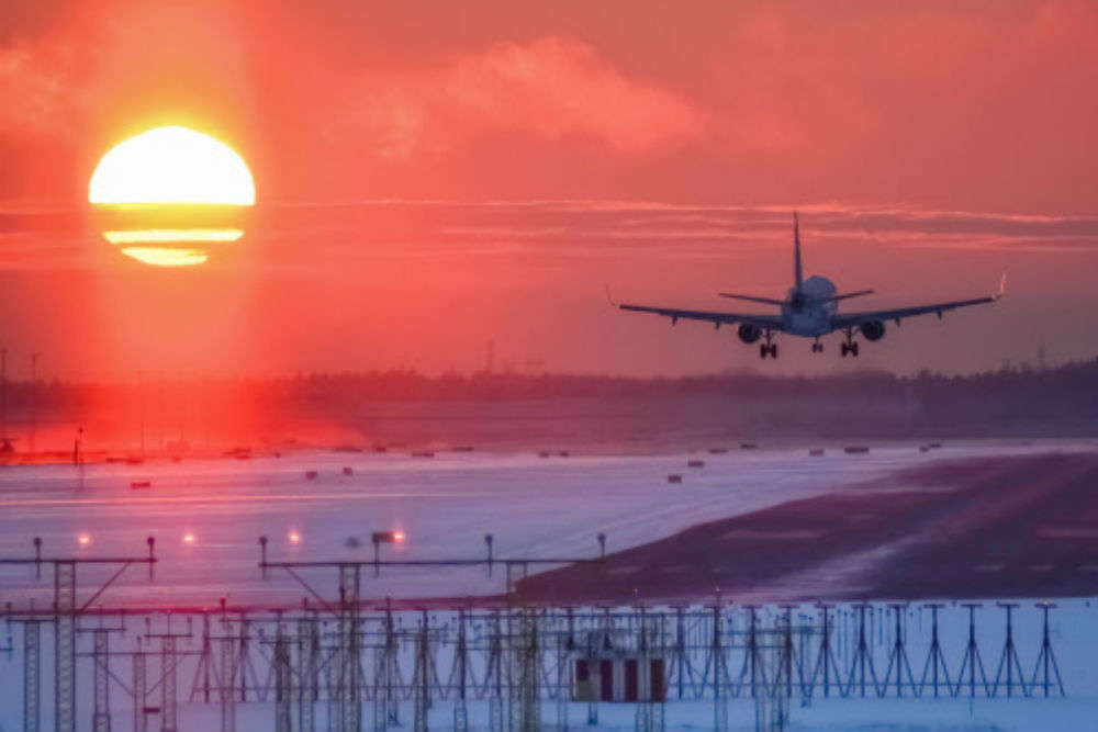 2017 recorded safest year in history for commercial passenger flights
