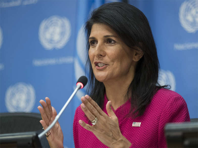Nikki Haley: Pakistan has played a double game with US for years: Nikki Haley