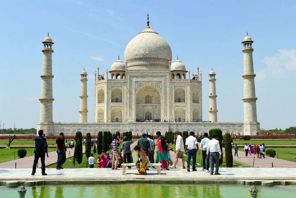 Number of tourists visiting Taj Mahal to be capped at 40,000 a day