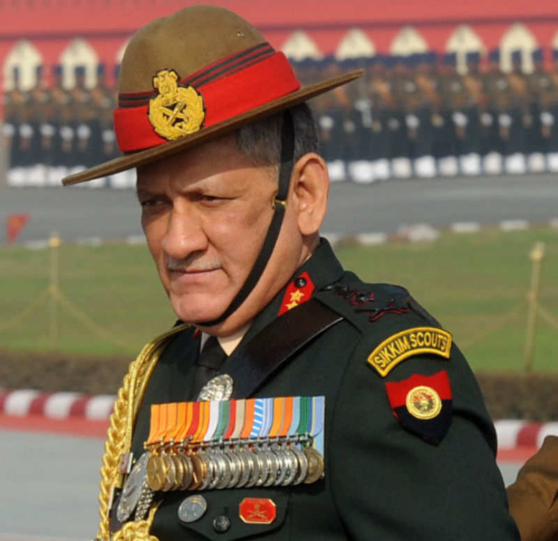 Indian Army: We must rise above our 'microscopic identities': Army chief