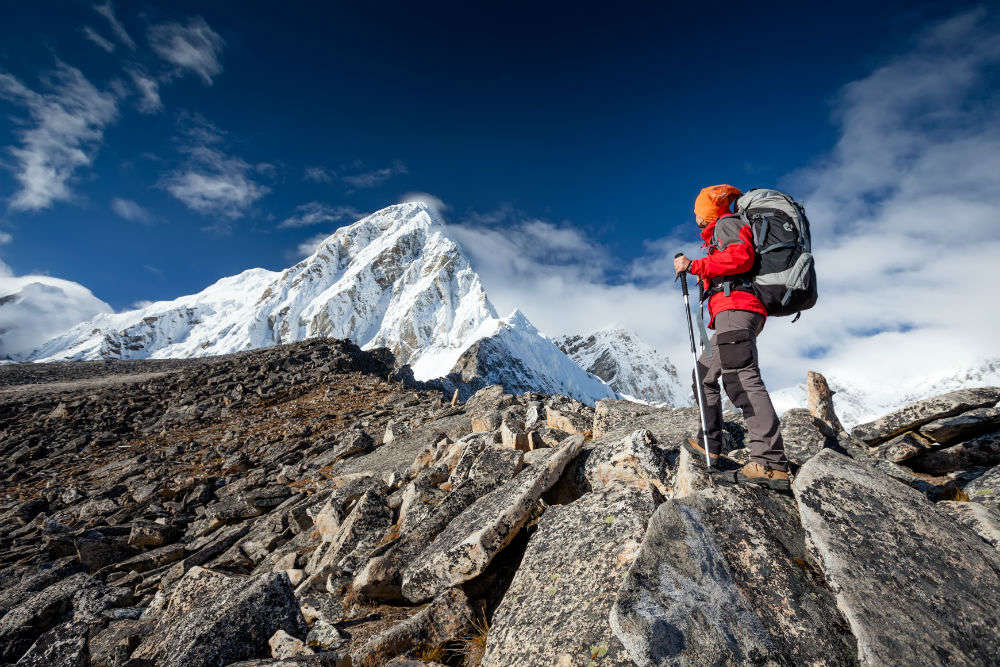 Climbing Mount Everest banned for blind, solo, double amputee mountaineers by Nepal Tourism