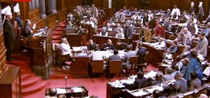 Triple Talaq Bill: Government, opposition spar in Rajya Sabha over triple talaq bill