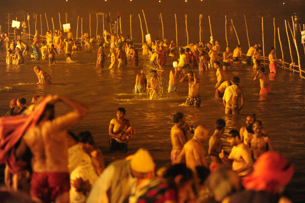 Magh Mela Festival 2018: a trip to Triveni Sangam will never steer you wrong!