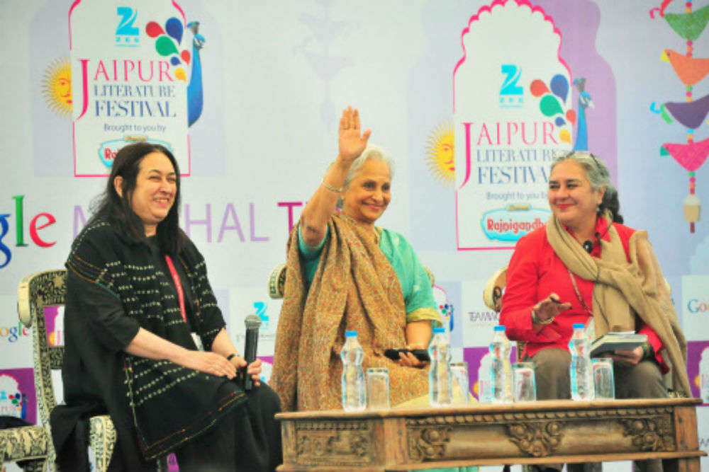 Jaipur Literature Festival is back, and is bigger and better