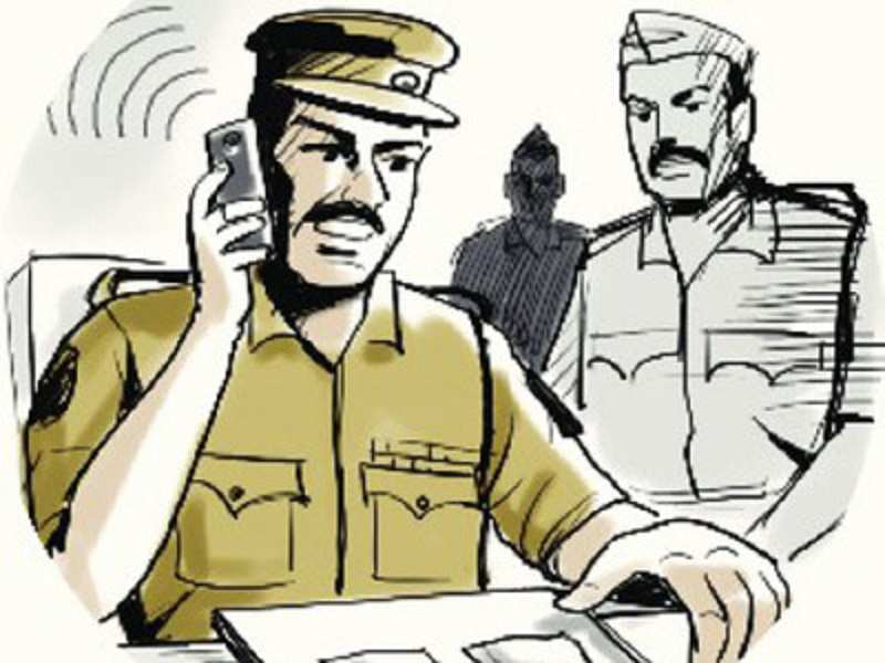 Congress leader booked for \'misbehaving\' with traffic police ...
