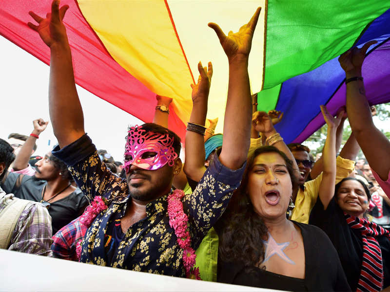 SC gives gay community hope, agrees to review Section 377 ruling - Times of India