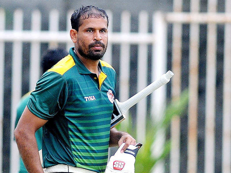 Yusuf Pathan: BCCI suspends Yusuf Pathan for five months on