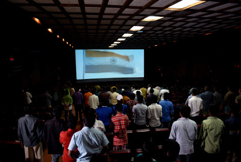 SC makes national anthem optional in cinema halls - Times of India