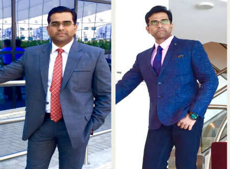 Weight Loss Story Only Gymming And No Dieting Was Making Him Fat Not Fit Times Of India