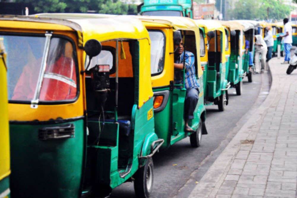 Flying rickshaws to make a debut in India soon