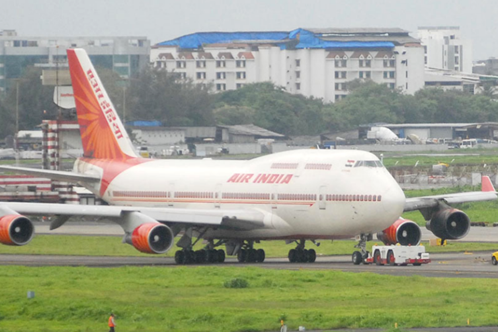 Mumbai-Delhi flight route claimed status of third busiest in the world