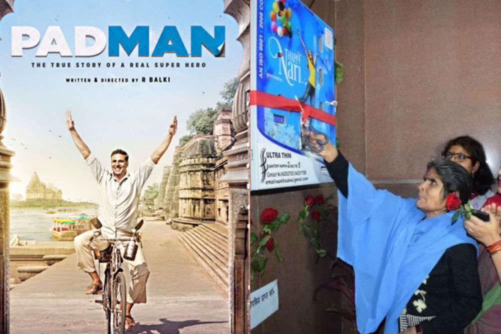 PadMan's dream comes true: Bhopal railway station sets up sanitary pad dispenser