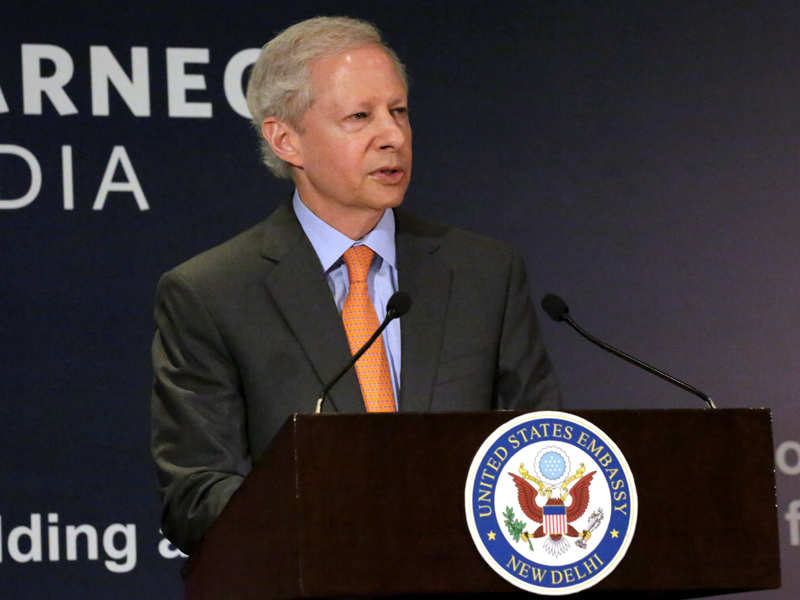 Next big thing in India-America ties will be in economic sphere: US envoy - Times of India