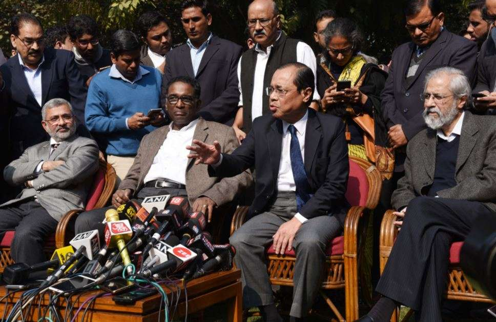 Supreme Court row: Seniority is a sacred principle for judges - Times of India