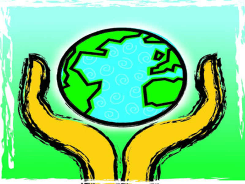 UN hails India, China's climate change fight when 'others are failing' - Times of India
