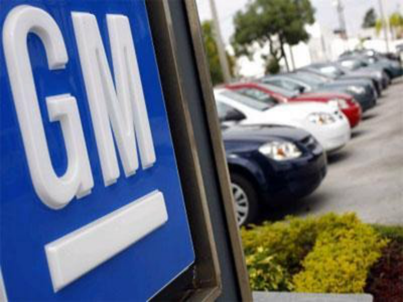 General Motors seeks US approval for car with no steering wheel - Times of India