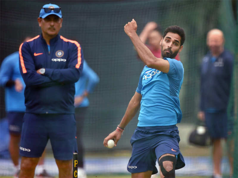 India vs South Africa, 2nd Test: Donald, Laxman slam India think-tank for Bhuvneshwar omission - Times of India