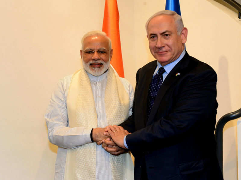 Benjamin Netanyahu set to visit India, PM Modi to host dinner for the Israeli PM - Times of India