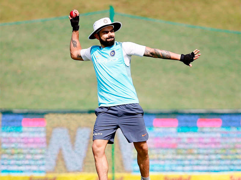 India vs South Africa, 2nd Test: Virat Kohli should drop himself if he fails at Centurion, says Virender Sehwag - Times of India