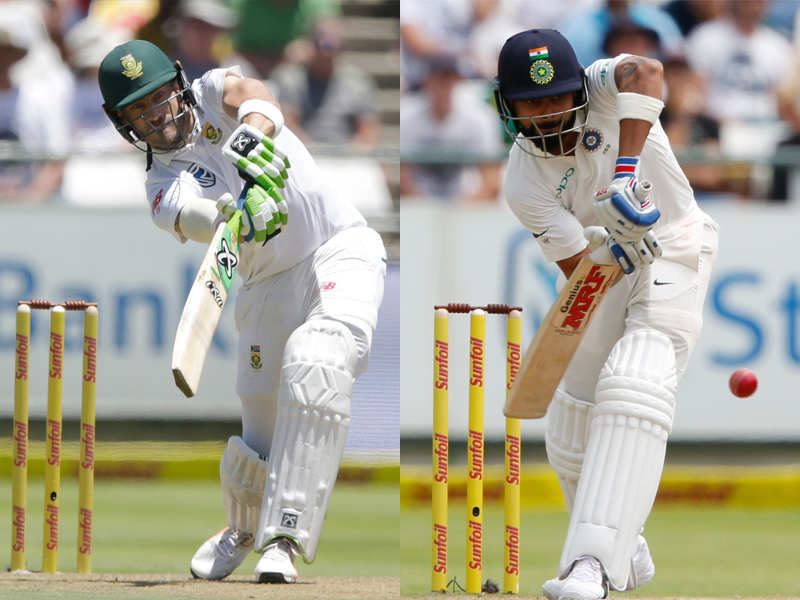 Live Cricket Score India Vs South Africa 2nd Test Day 2