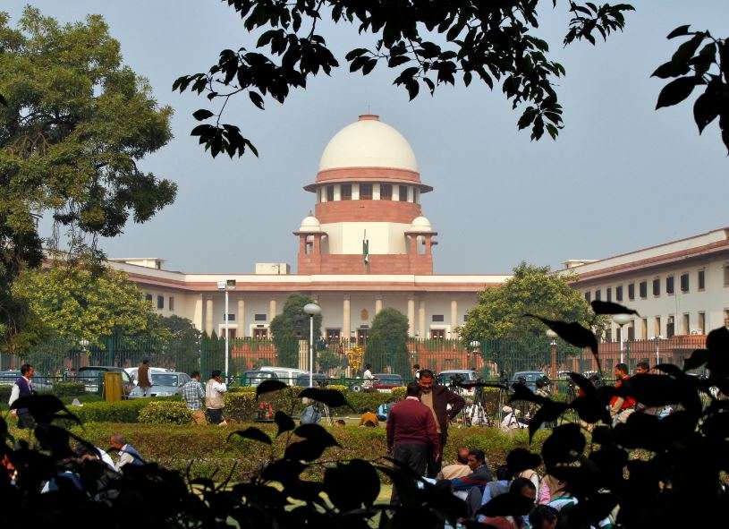 After stormy morning meeting, Supreme Court judges get back to work - Times of India