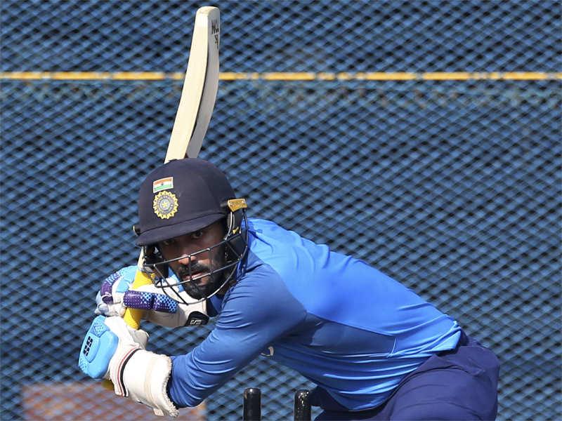 India vs South Africa 2018: Dinesh Karthik to replace injured Wriddhiman Saha - Times of India