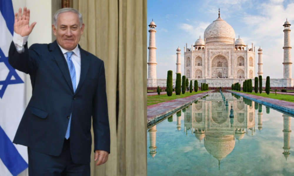 Taj Mahal to remain shut today on account of Israeli PM Benjamin Netanyahu's visit