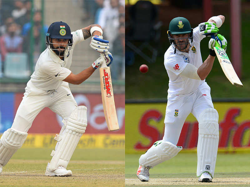 South Africa 90/2 in 29.2 Overs | Live cricket Score India vs South Africa 2018 2nd Test Day 4 Centurion - The Times of India