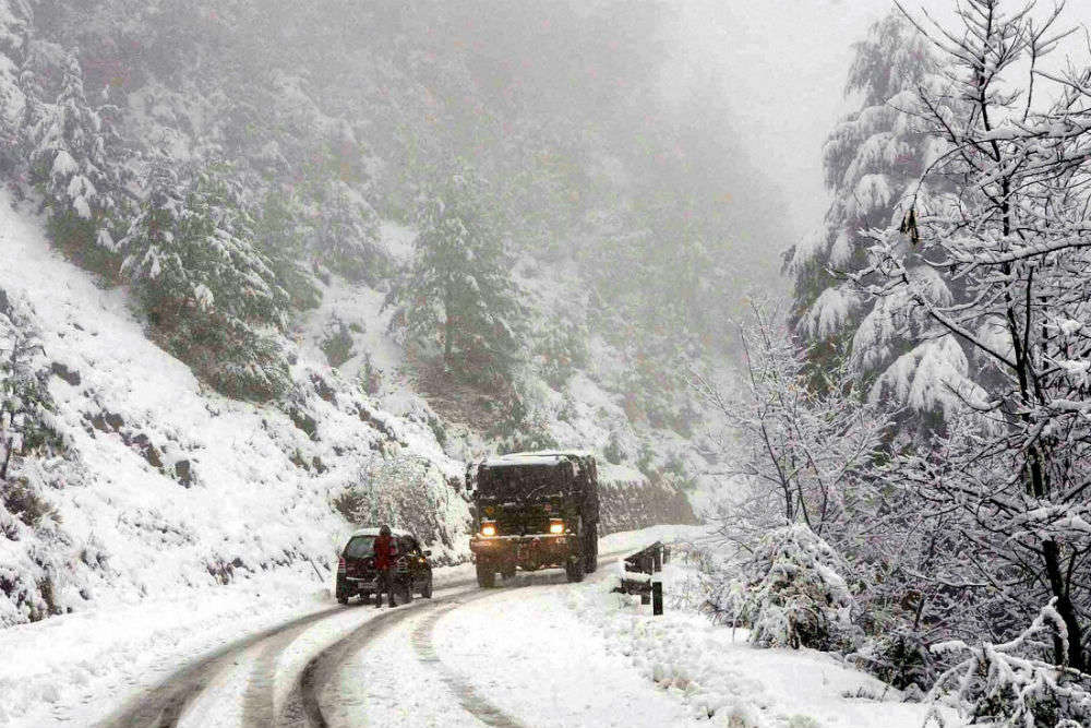Kargil and Leh facing extreme winter as temperature hits all time low