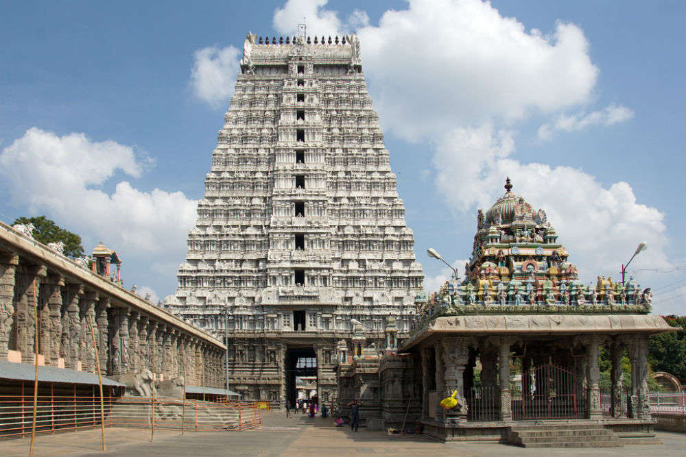 Tourist spots in Vellore and Tiruvannamalai witnessed huge footfall during Pongal
