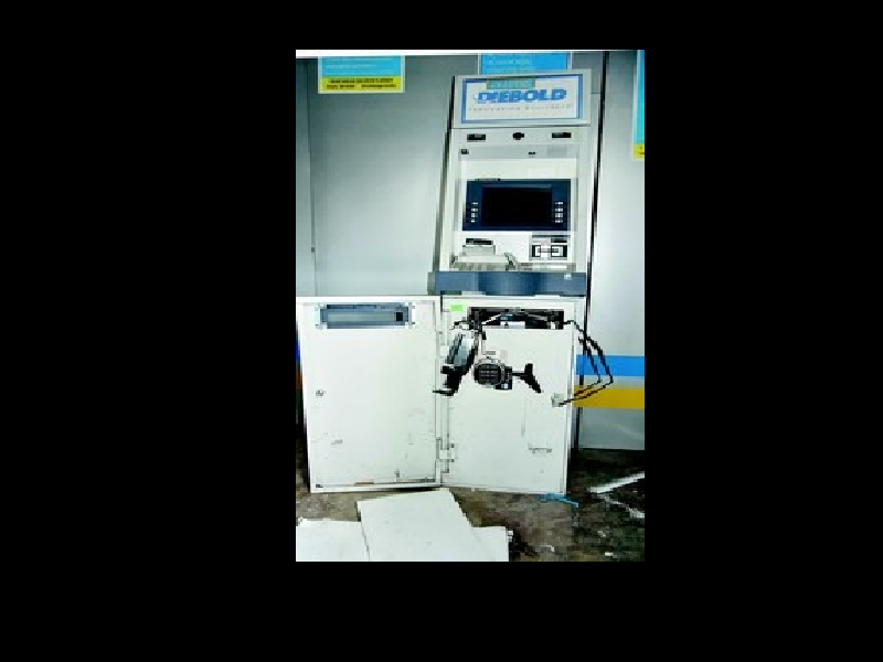 Brave brothers stop miscreants to rob ATM in Karnataka | Bengaluru News