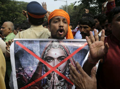 Padmaavat makers move SC against ban by states - Times of India