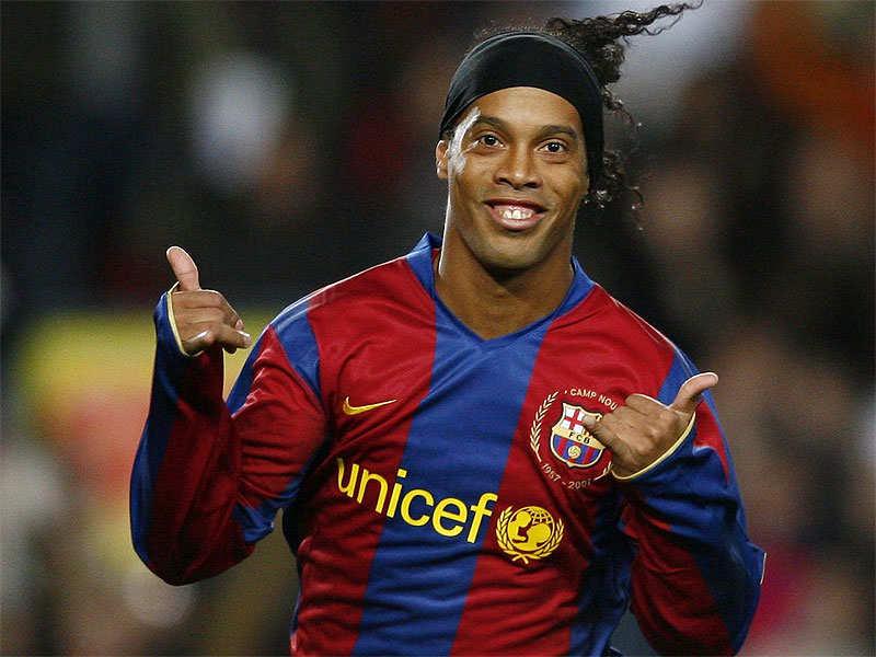 Ronaldinho: Flair and parties, the exuberant world of Ronaldinho | Football News