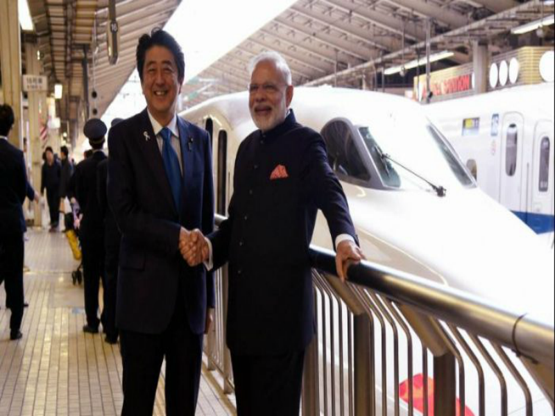 Bullet train: Japan in driver's seat for Indian bullet train deals