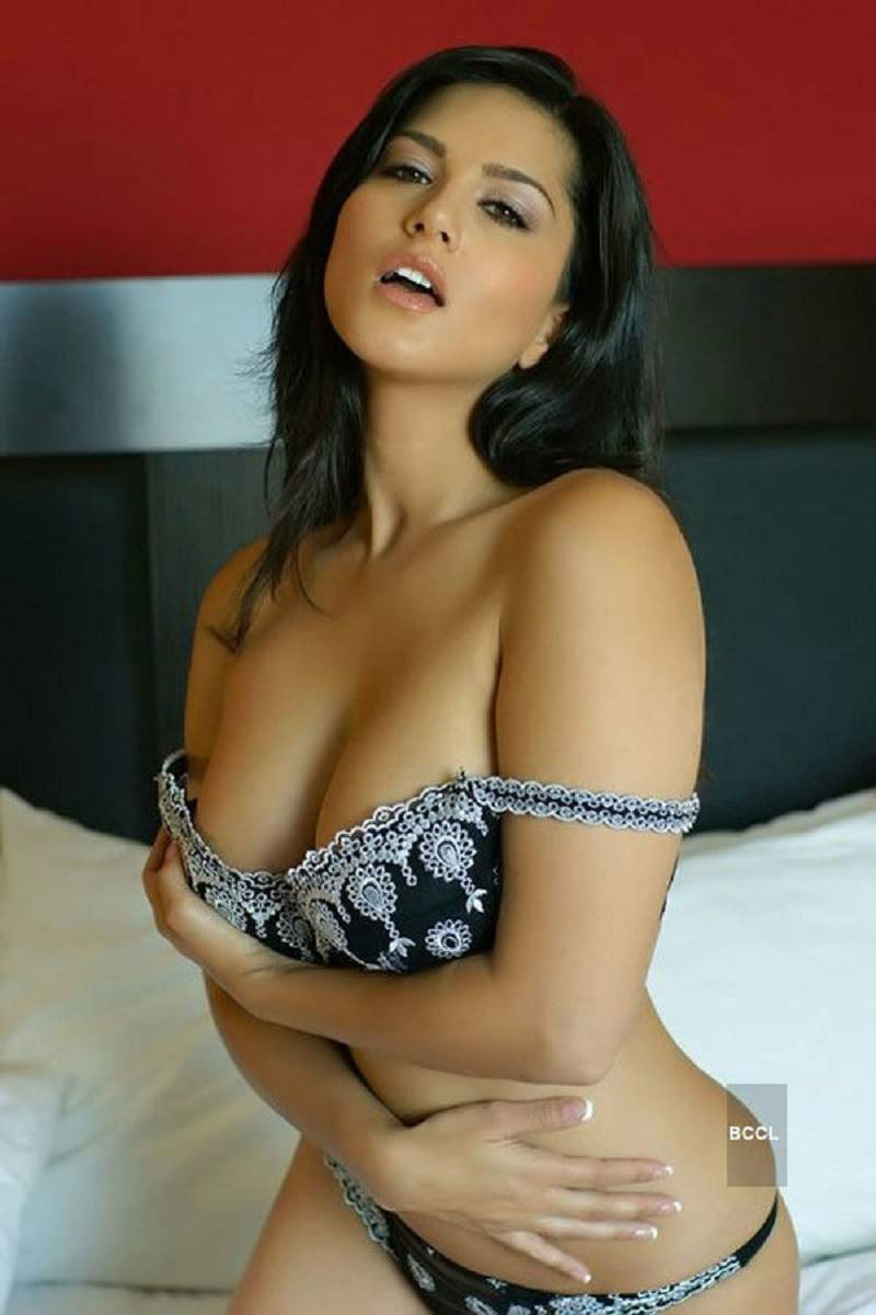 Something is. Sunny leone hot sexy pictures with you