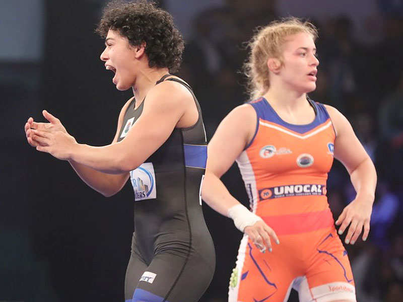 PWL: Pooja Dhanda had never imagined beating World and Olympic champion Helen Maroulis | More sports News