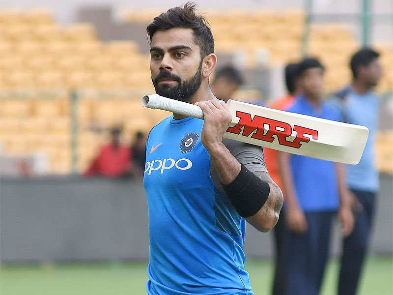 Virat Kohli named ICC Cricketer of the Year - Times of India