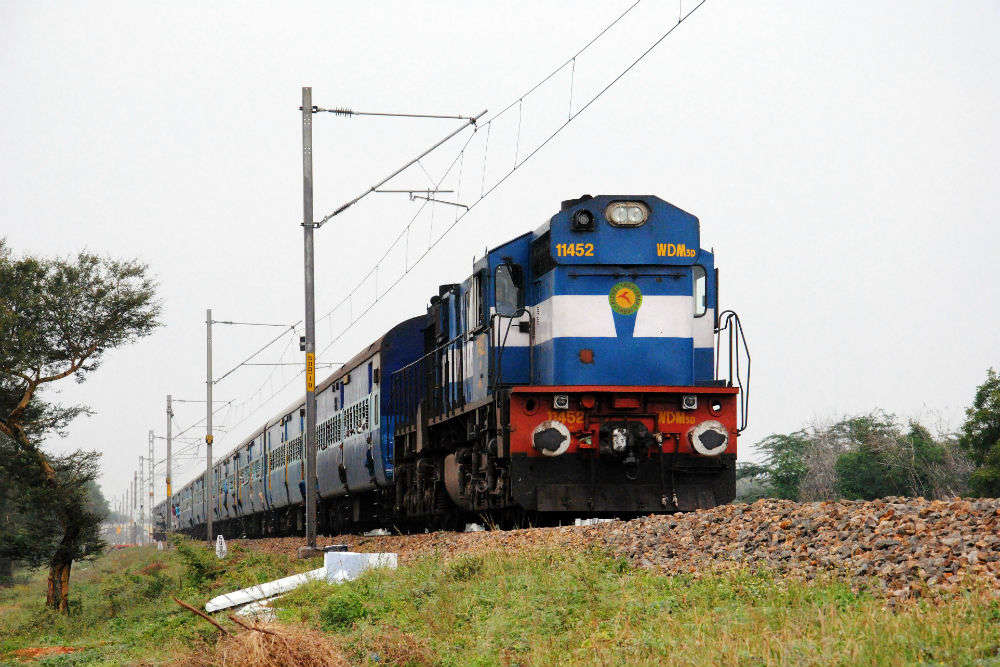 Railways to soon equip waiting rooms with light refreshments, TVs, toilets and more