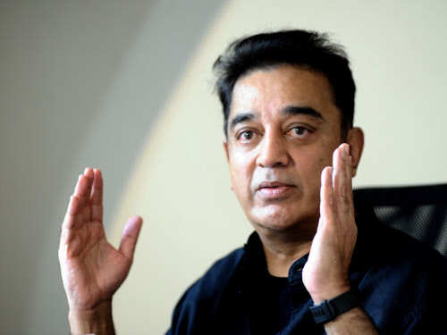 South India must unite under Dravidian identity, Kamal Haasan says - Times of India